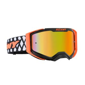 Lunette Performance level 2 black neon orange kenny racing