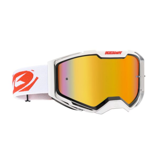 lunette kenny racing ventury white silver