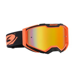 lunette kenny racing ventury neon orange