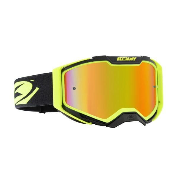 lunette kenny racing ventury neon yellow