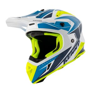 casque titanium kenny racing
