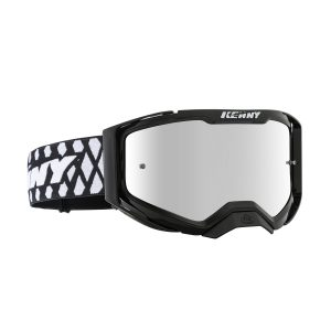 Lunette Performance level 2 black kenny racing