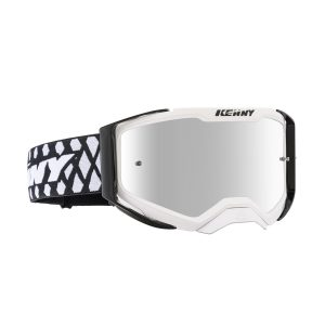 Lunette Performance level 2 white kenny racing