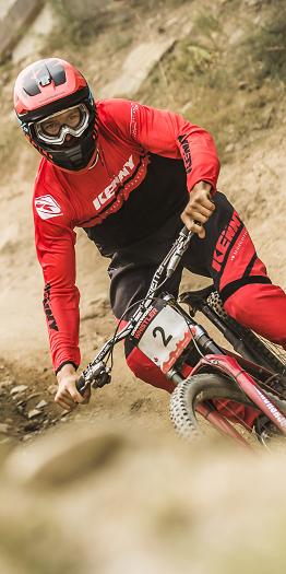 Equipment And Protection Moto Atv Bike Kenny Racing